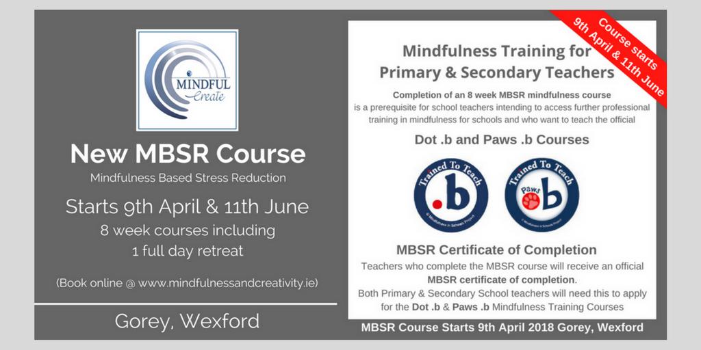 Training for School Teachers | Mindfulness & Creativity
