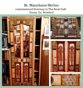 St.-Manchans-Shrine-Ireland-Una-Keeley-Gorey-Book-Cafe