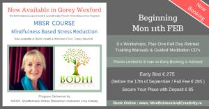 MBSR-Course-Gorey-Wexford-Bodhi-Clinic-Una-Keeley-February-2019