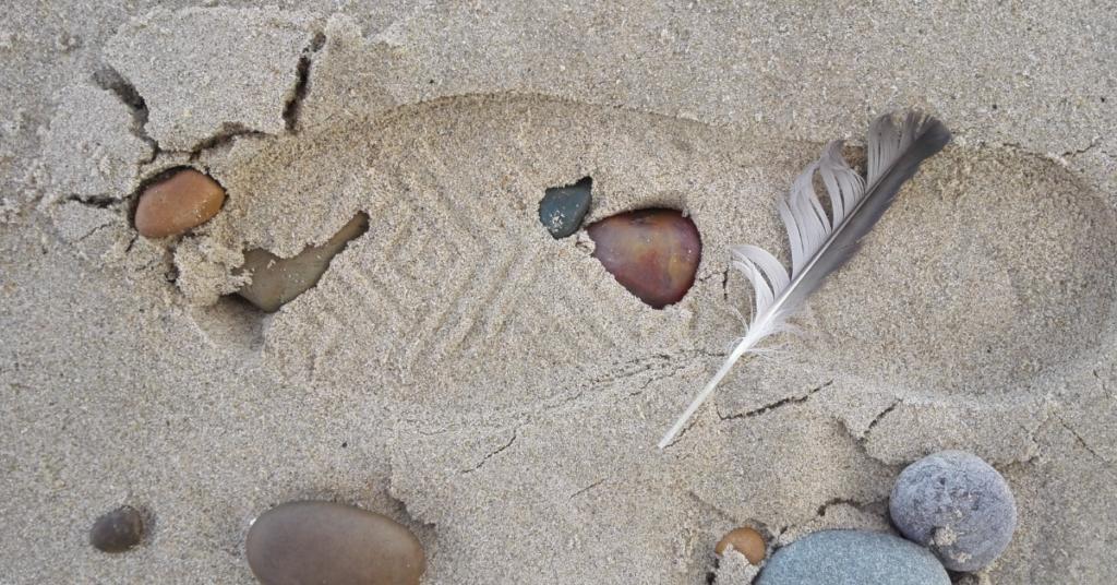 Mindful-Steps-On-Shifting-Sand-Blog-by-Una-Keeley-MBSR-Instructor