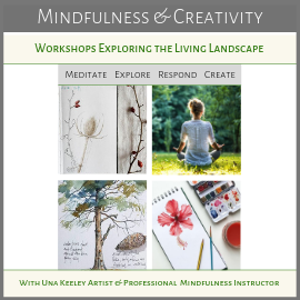 Mindfulness-and-Creativity-Kilmacurragh-Una-Keeley-Feature-Image