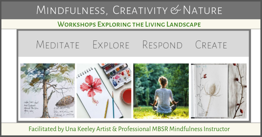 Mindfulness-and-Creativity-with-Una-Keeley-Exploring-The-Living-Landscape