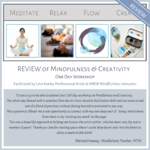 Mindfulness-&-Creativity-Retreat-with-Una-Keeley-Participant-Review